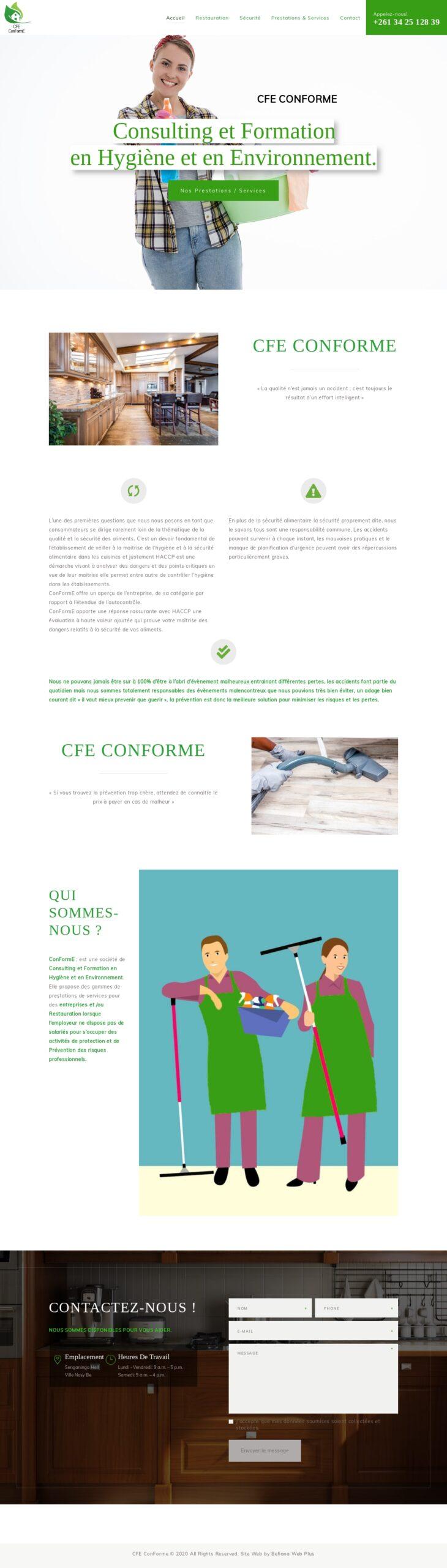 Full Site Cfe